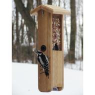 BIRDS CHOICE WOODPECKER FEEDER BIRD FEEDER