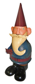 Blue Handworks Gnome Watering Can