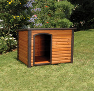 Precision Pet Extreme Outback Log Cabin - Small ExtLog-S