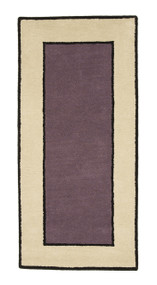 "Achla Minuteman Contemporary II Rectangular Area Rug 56"" x 26"" H-65"