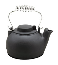 Achla Minuteman 2.5 Quart Cast Iron Teapot Kettle T-17
