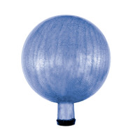 "Achla 10"" Gazing Globe Ball Blue Lapis Crackle G10-BLL-C"