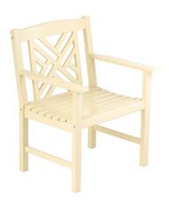 Achla Fretwork Arm Chair  OFC-10A