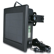 Moultrie CPP Trail Game Camera 12 Volt Battery Solar Power Panel MTMFHCPP
