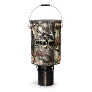 Moultrie 6.5 Gallon Pro Hunter Hanging Deer Feeder MTMFHPHB65