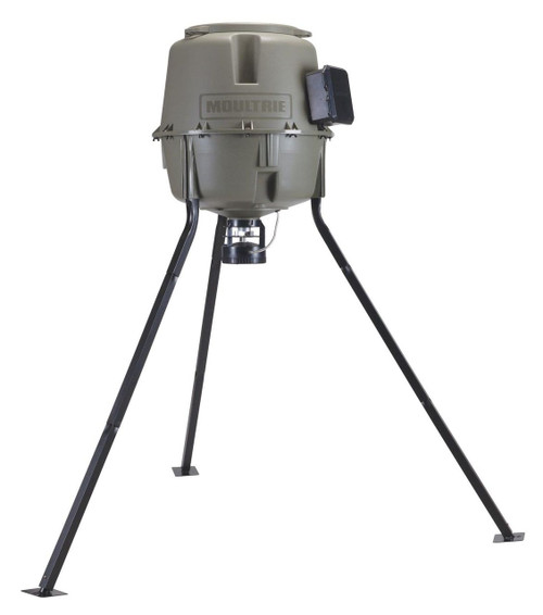 and crop setup deer alloutdoor feeders moultrie feeder assembly com comalloutdoor game