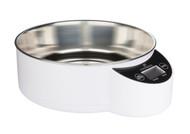 Eyenimal Intelligent Pet Bowl - Extra Large White Ibowl-XW