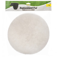 "Tetra Pond Replacement Filter Pad 19018 For Tetra's Waterfall Filter 12"" 1000 gph (TET19018)"