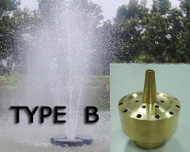 Matala Floating Fountain Type B Nozzle
