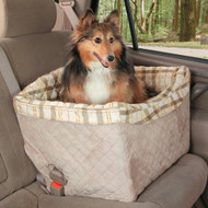 Solvit Pet Safety Seat - Deluxe 62350