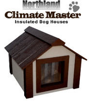 Northland CM-S Small Climate Master Insulated Small Dog or Cat House