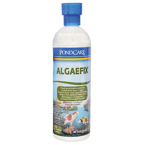 API Pond Care AlgaeFix 16 oz. Pond Algae Control 169 B