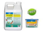 API Pond Care Algaefix 2.5 gal. Pond Algae Control 169J Plus FREE Master Test Kit 164M