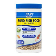 API Pond Care Fish Koi Goldfish Fish Food 11.5 oz Container 198