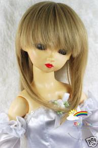 Dollfie SD Goldenrod 8-9 Heat Resistance Wig #D3093