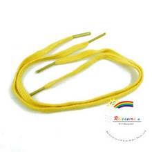 30cmx0.4cm Doll Shoelaces For Blythe Shoes Yellow