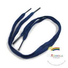 30cmx0.4cm Doll Shoelaces For Blythe Shoes Dark Blue