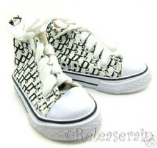 Cons Lace-Up Sneakers Boots Shoes DoDo for SD13 Boy Rainy Girl BJD Dollfie Dolls