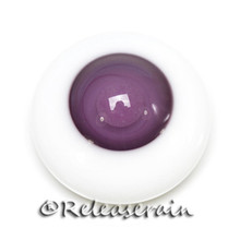 BJD Dollfie Doll Glass Eyes Purple/Violet 16mm #PD02