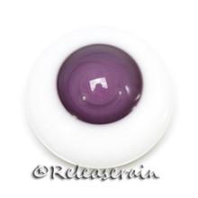 BJD Dollfie Doll Glass Eyes Purple/Violet 18mm #PD02