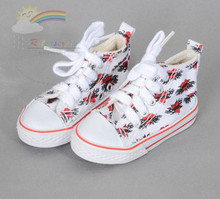 Cons Lace-Up Sneakers Boots Shoes Heart Lips for SD13 Boy Rainy Girl BJD Dollfie Dolls