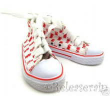 Cons Lace-Up Sneakers Boots Shoes Money for SD13 Boy Rainy Girl BJD Dollfie Dolls