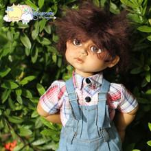Ada Doll Cuddly MSD BJD Boy Tan Skin Arthur