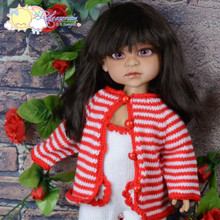 Ada Doll Cuddly MSD BJD Tan Skin Girl Amie