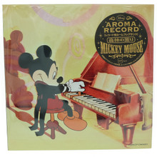 Runat Room Fragrance Disney Movie Mickey Mouse EP Vinyl Aroma Record Dummy Forest Scent Made in Japan