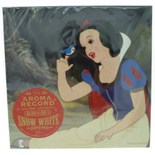 Runat Room Fragrance Disney Movie Snow White EP Vinyl Aroma Record Dummy Made in Japan