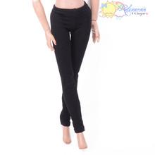 "Releaserain Doll Clothes Black Stretch Yoga Pants Tights Leggings for 16"" Ellowyne Wilde Tonner Tyler Antoinette Mei Li Sybarite Gene Dolls"