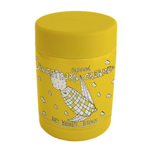 Miyoshi Seisakusho Bento Store Hozonhozon by Swimmy Design Lab Japanese Canned Sweetcorn Creamed Thermos Soup Bottle Mug Cup Food & Drink Jar Thermal Lunch Box Stainless Steel Container 300ml Japan Import