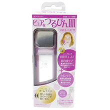 Japan Gals Sonic Mini Japanese Ultra-Sonic & Ion Facial Device with Moisturizing Gel JSI-8024 Purple Japan Import