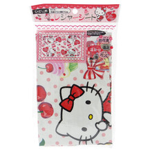 Sanrio Hello Kitty Leisure Sheet Picnic Beach Mat Blanket For One Person Use (57 x 87cm) Japan Import