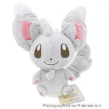 Sanei Pocket Monsters Pokemon All Star Collection PP33 Minccino (S) 21.5cm Plush Doll Japan Import