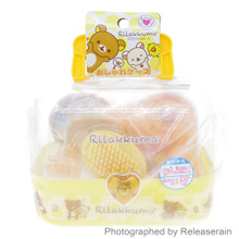 Marusho San-X Rilakkuma Pretend Play Hair Dryer Fashion Beauty Toys Set Japan Import