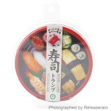 Eyeup Japanese Everyone Loves Sushi Trump Poker Playing Cards Made in Japan