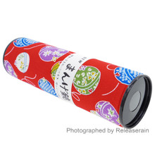 Traditional Japanese Classic Toy Kaleidoscope Mangekyou Jingle Bells Made in Japan