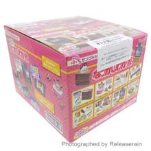 Re-Ment Petit Sample Series Nostalgia of 80's Japanese Home Full Set of 8 Japan Import
