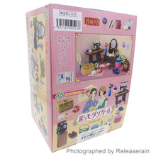 Re-Ment Miniatures Petit Sample Uruwashiki Modern Girl Full Japan Import Set of 8