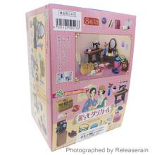 Re-Ment Miniatures Petit Sample Uruwashiki Modern Girl Full Japan Import Set of 8