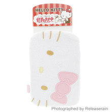 Gourmandise Sanrio Hippappo Hello Kitty Smartphone Case Pouch Bag with Carabiner Japan Import