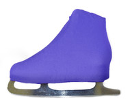 Images on Ice - Boot Cover Purple