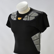 Zoombang Hockey Goalie Shirt Black Adult