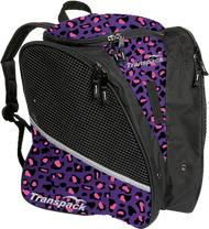 Transpack Ice with Print Design  (Purple/Pink Leopard)