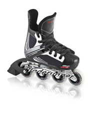 Rollerblade Dynamo Jr Size Adjustable Hockey Inline Skate