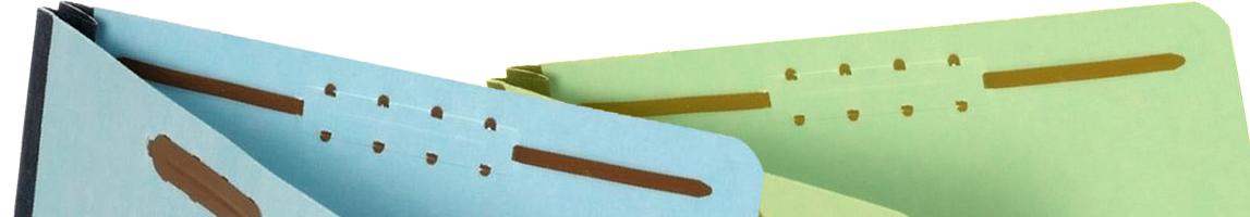 Pressboard Folders
