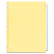 Avery Office Essentials Economy Insertable Tab Dividers - 3