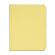Avery Recycled Write-On Tab Dividers - 1