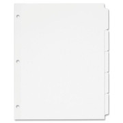 Avery Recycled Write-On Tab Divider - 2